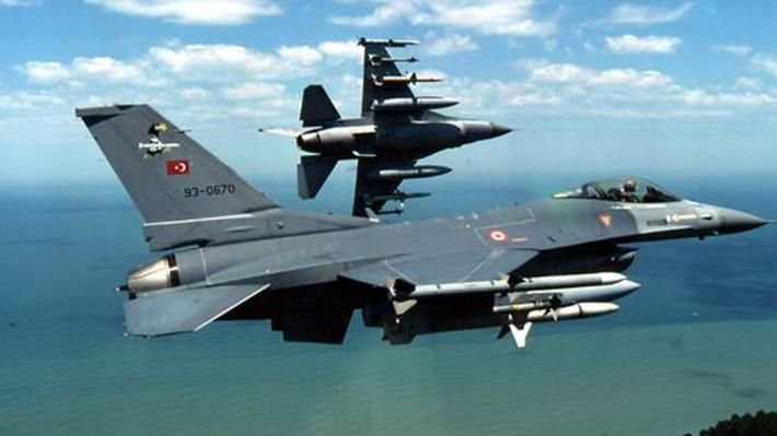 Εμπλοκή ελληνικών και τουρκικών πολεμικών αεροσκαφών | 902.gr