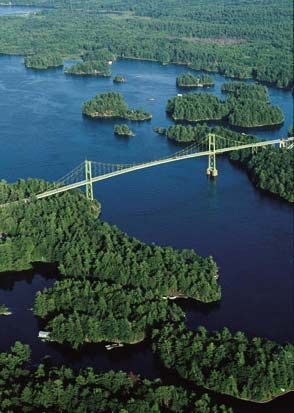 Been soooo long, '88? Would like to visit Thousand Islands, NY again