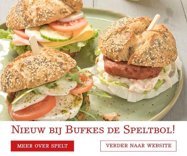 Bufkes: Belegde broodjes!