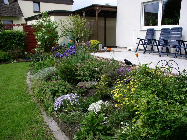 erh hte terrasse bepflanzung bilder und fotos garden pinterest erh hte terrasse. Black Bedroom Furniture Sets. Home Design Ideas