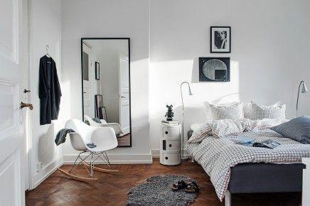 Binnenkijken: Stijlvol Zweeds appartement