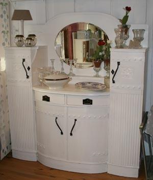 Inredet - renoverade möbler