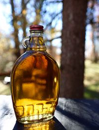 How to boil down sap to make make syrup