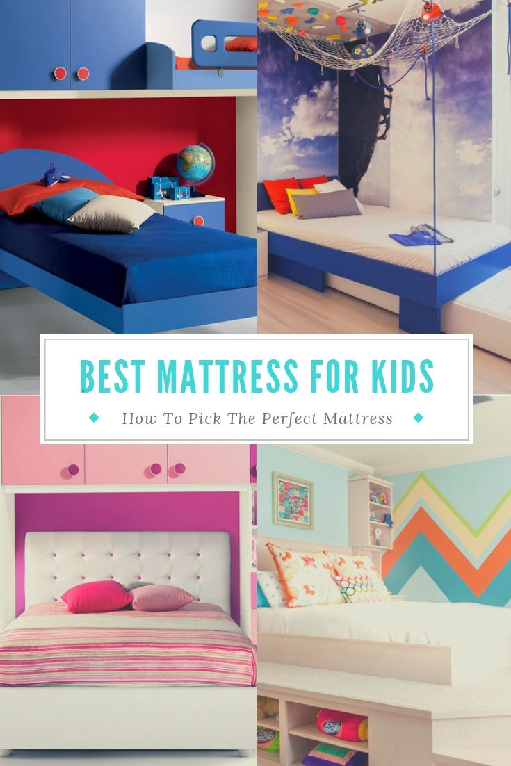 Best Mattress For Kids How To Pick The Perfect Mattress Home Decor Perfect Mattress Best Mattress Cool Kids Bedrooms