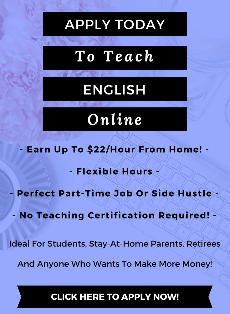 Apply Now To Teach English Online Online English Teaching Jobs Teaching English Online Teaching Jobs Online English Teacher