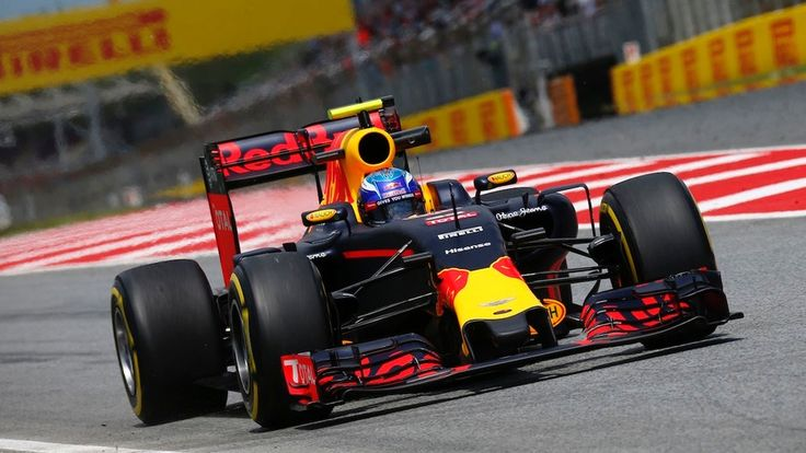 Max Verstappen @ Red Bull Racing