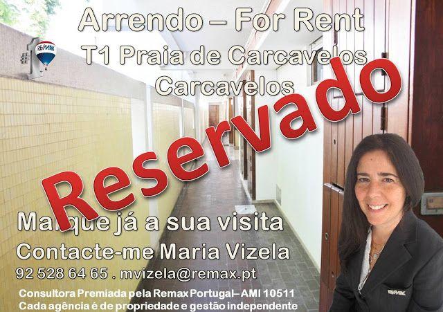 Maria Vizela: Mais um cliente feliz! Mais um imóvel reservado!