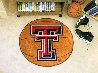 NCAA Texas Tech Basketball Doormat