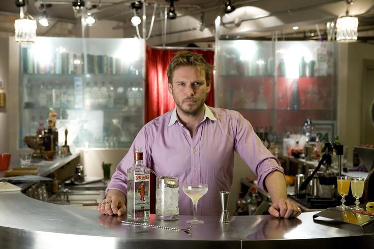 Sebastian Hamilton-Mudge, Beefeater Global Brand Ambassador