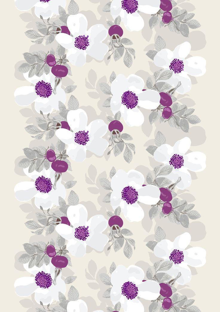 Rosanna (purple) - By Tanja Orsjoki