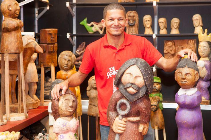 Arte popular em Recife: os talentos da Fenearte - Casa