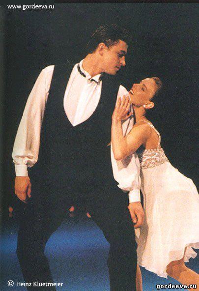 Katia Gordeeva & Sergei Grinkov, Figure Skating