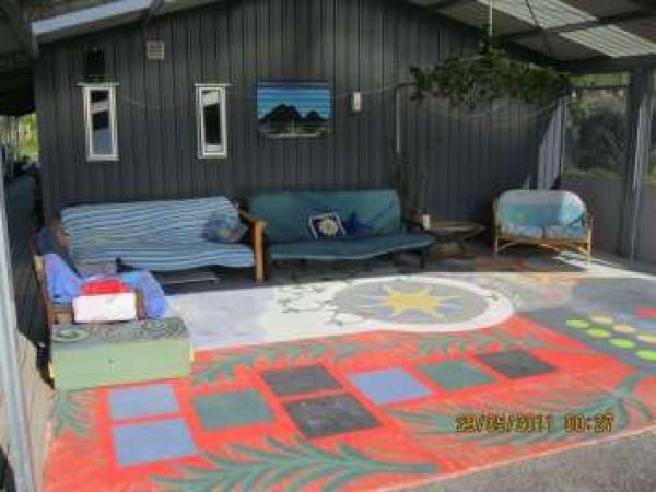 Vacation Home in Tauranga, North Island,Tauranga, 2 Bedroom, 1 Bath, Sleeps 4