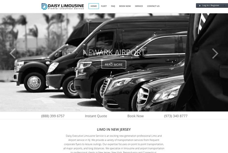 Online limousine and Car Service booking is so easy with