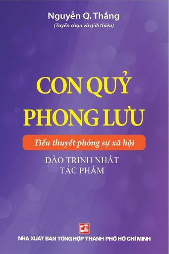 Con Quỷ Phong Lưu (NXB Tổng Hợp 2014) - Đào Trinh Nhất, 133 Trang | Sách Việt Nam