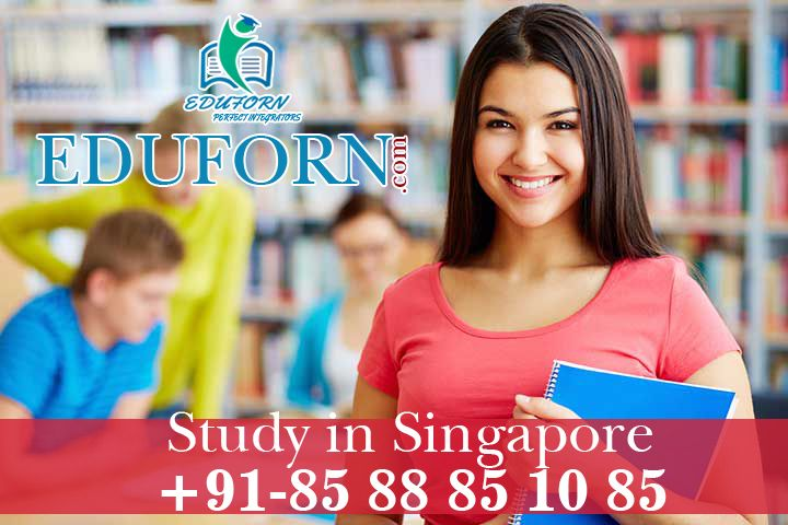 Study Abroad in Singapore is like a dream come true with Eduforn Study Singapore Consultant in Delhi, India.  The young, friendly and multicultural country offers access to very best facilities for education and lifestyle.