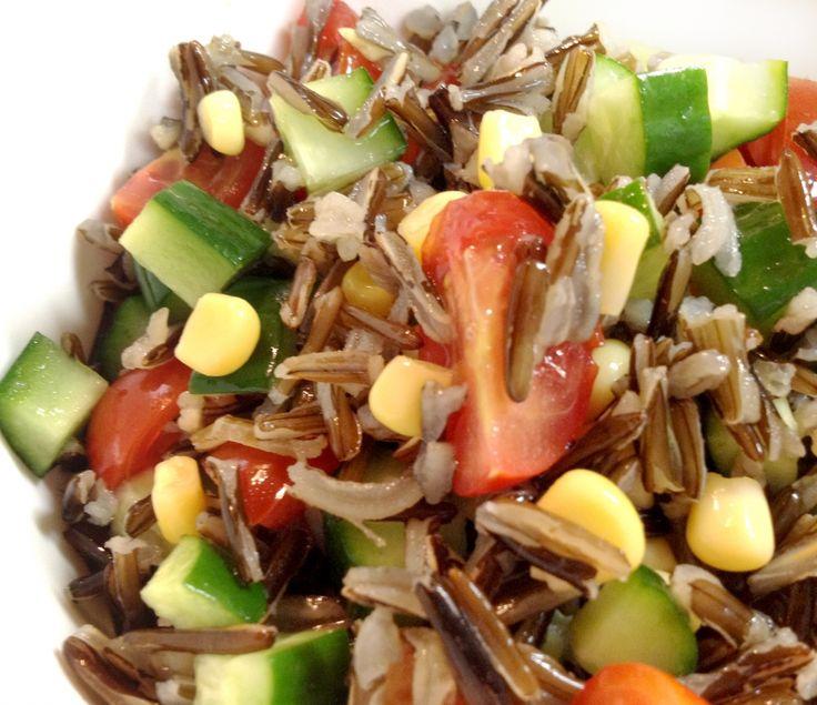 ワイルドライスサラダのレシピ -TIRAKITA レシピ