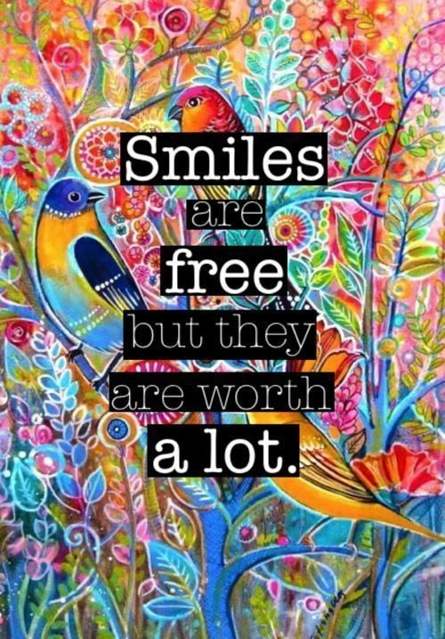 #QUOTES #INSPIRATION #POSITIVE VIBES ♥️ SMILE MORE ♥️ ♥️ ♥️                                                                                                                                                     More