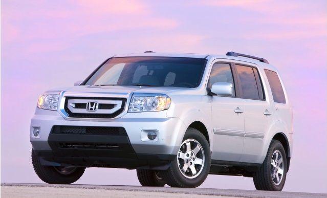 2015 Honda Pilot - Redesign and Price