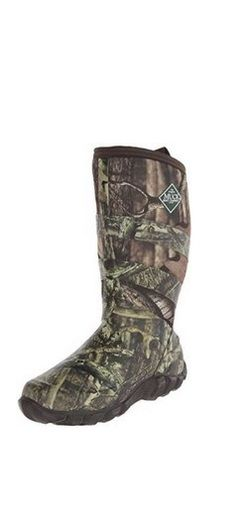 Muck Boot Men's Pursuit Fieldrunner Hunting Boots Mossy Oak Camo Footwear M11 US
