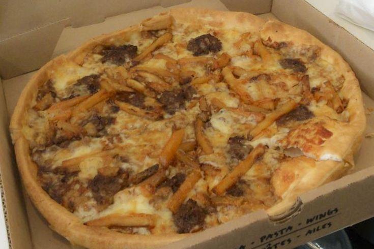 カナダ限定!プーティンピザがピザハットに登場!