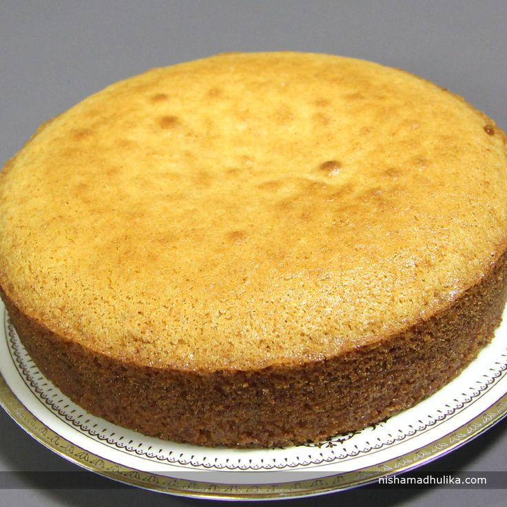 Eggless Cake tastes better than any egg based cake. You can bake cake in various different ways by experimenting with different ingredients like fresh fruits, dry fruits, chocolate and loads more.  Recipe in English - http://indiangoodfood.com/987-eggless-cake-recipe.html (copy and paste into your browser) Recipe in Hindi - http://nishamadhulika.com/baking/eggless-sponge-cake-recipe.html (copy and paste link into your browser)