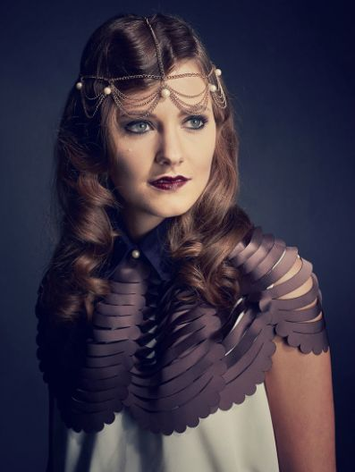 Lyndsay Hazlewood- Young Designer Award 2014- St. Andrews. Vote to win here... https://www.facebook.com/photo.php?fbid=680024232049156&set=a.680024125382500.1073741835.114756821909236&type=1&theater