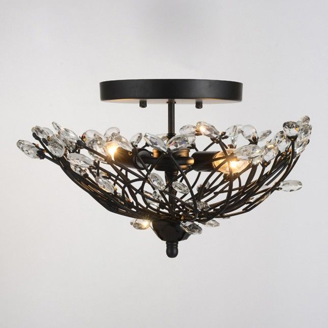 1000 images about lighting homestia on pinterest - Tree branch ceiling light ...