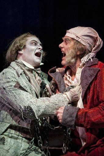 Veteran cast members reach milestones in McCarter Theatre's production of 'A Christmas Carol'