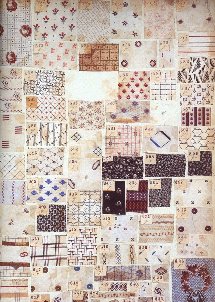 151 best images about 18th and 19thcentury fabric on