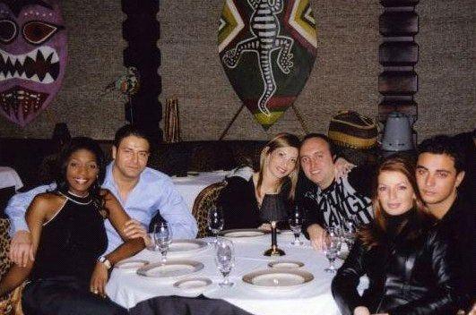 Frank Cali(Boss Gambino family), Nicola Mandala, Gianni Nicchi .New York