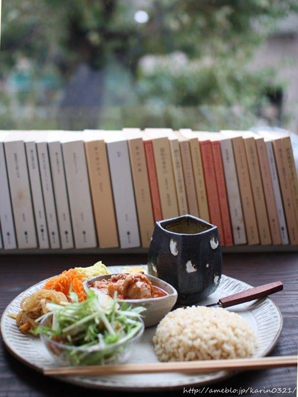 Cafe in Tokyo, Japan