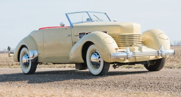 1937 Cord 812 - Supercharged Phaeton | Classic Driver Market