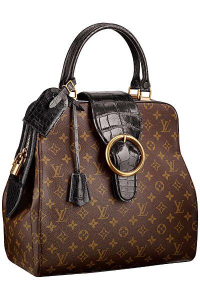 "Louis Vuitton ~ ""Golden Arrow Speedy"" elegant flap with large buckle + vintage hardware 2014"