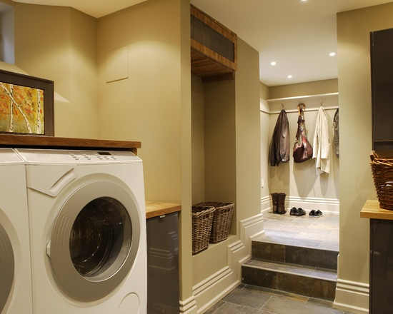 Best Amazing Laundry Rooms Images On Pinterest Laundry Room
