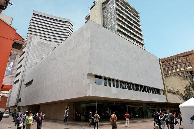 Gold Museum, Museo del Oro , Bogota   Colombia. Bogota photo gallery