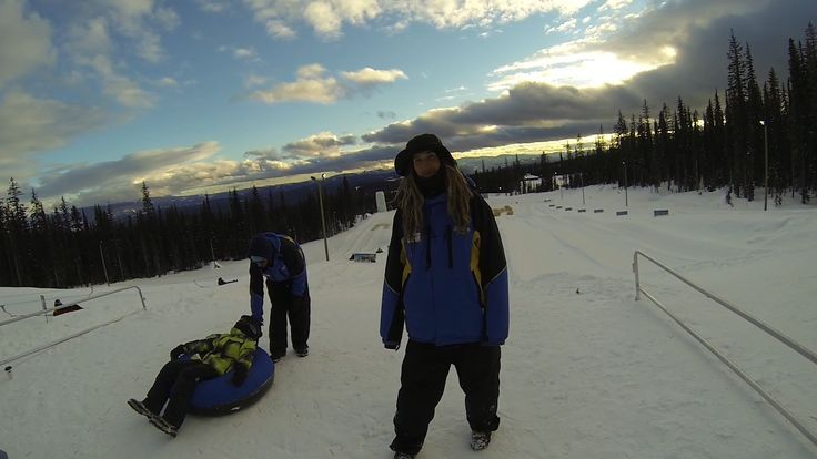 Mega Snow Coaster  - Big White Ski Resort