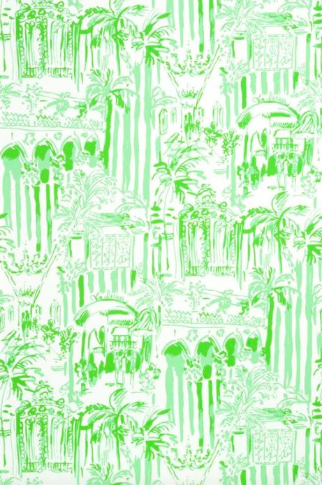 Wallpaper Wednesday Lilly Pulitzer for Lee Jofa Cottage