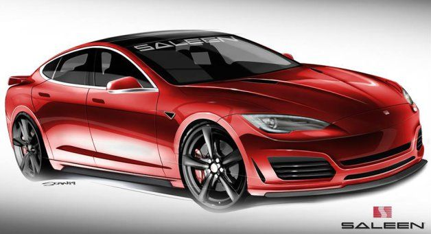 Tesla Model S -- yes, Tesla can build better models than Detroit. Innovation at its best.