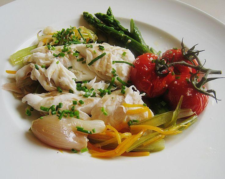 Die besten 25+ Dorsch rezept Ideen auf Pinterest Whiting Fisch - leichte mediterrane k che rezepte