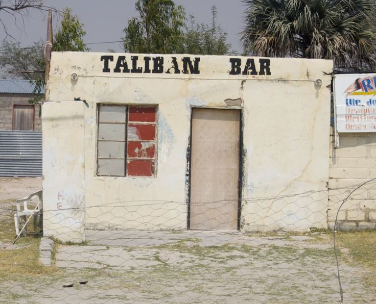 Namibian Bars on the C46 (Photo Diary) | The Vagabond Adventures of ...