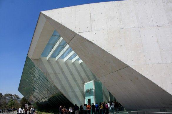 MUAC. Museo Universitario de Arte Conemporaneo, México DF