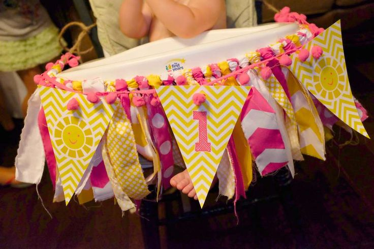 You Are My Sunshine Birthday Party Ideas | Photo 74 of 79 | Catch My Party
