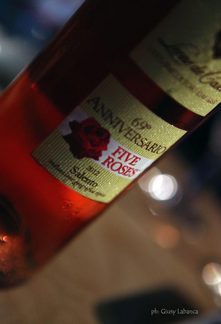 Leone de Castris Five Roses Rosato