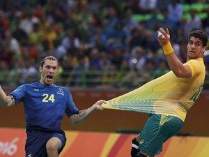 Olimpíadas Rio 2016: Já classificado, Brasil relaxa e encerra 1ª fase do handebol com derrota