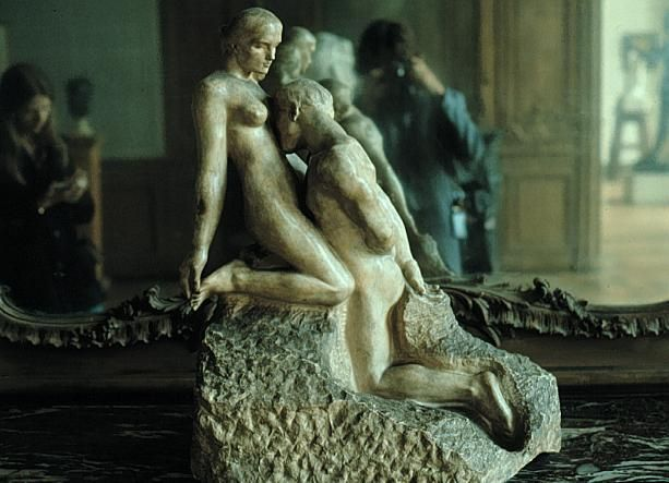 auguste rodin. eternal idol.    this sculpture invokes so much in me.