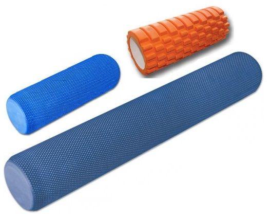 RS Sports foamroller variety set  Description: Fitnessdelivery geeft op alle foamrollen nog eens extra korting. Bij aanschaf van alle foamrollen krijg je nog eens extra 5% korting!De set bestaat uit de volgende foamrollen:RS Sports Full Foam rollDeRS Sports Full Foam rollgeeft steun en extra comfort tijdens pilates oefeningen of tijdens yoga lessen. Het EVA Foam zorgt voor een gelijkmatige verdeling van de krachten op uw rug schouder of nek. Tevens heeft deRS Sports Full Foam rolleen…