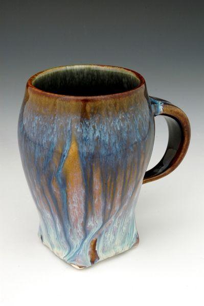 Flambeaux Art Pottery - Bill Campbell
