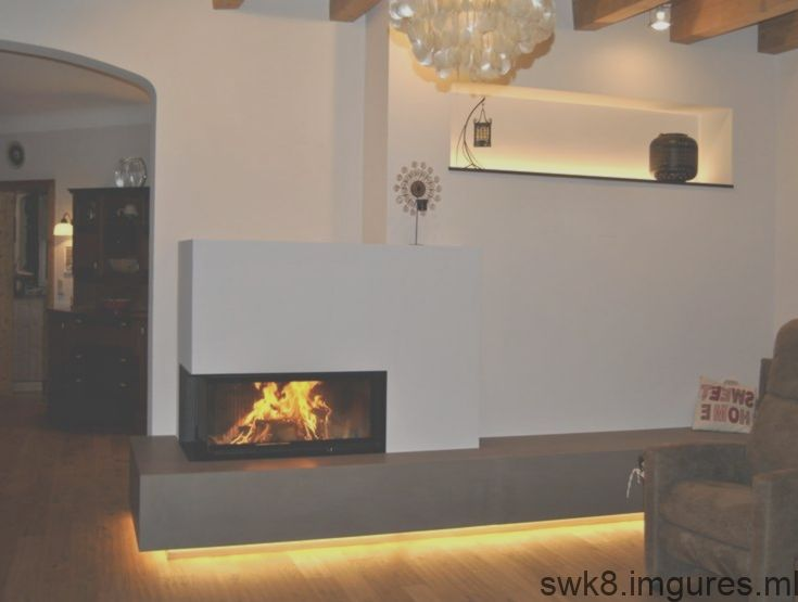Cheminee Moderne Poele En Faience Moderne Cheminees Modernes Poeles Niederosterre Home Decor Home Fireplace