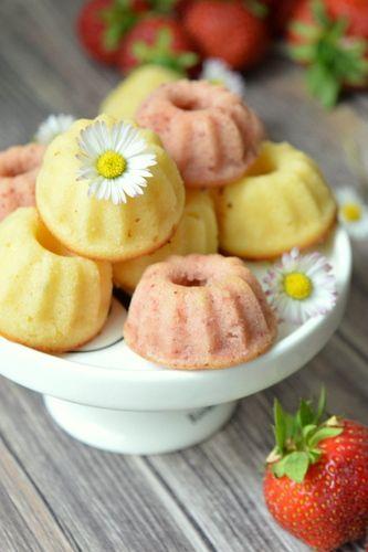 Erdbeer Zitronen Minigugl